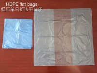POLY FLAT BAGS ON ROLL - poly flat bags on roll