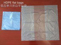 POLY FLAT BAGS ON ROLL - poly flat bags on roll