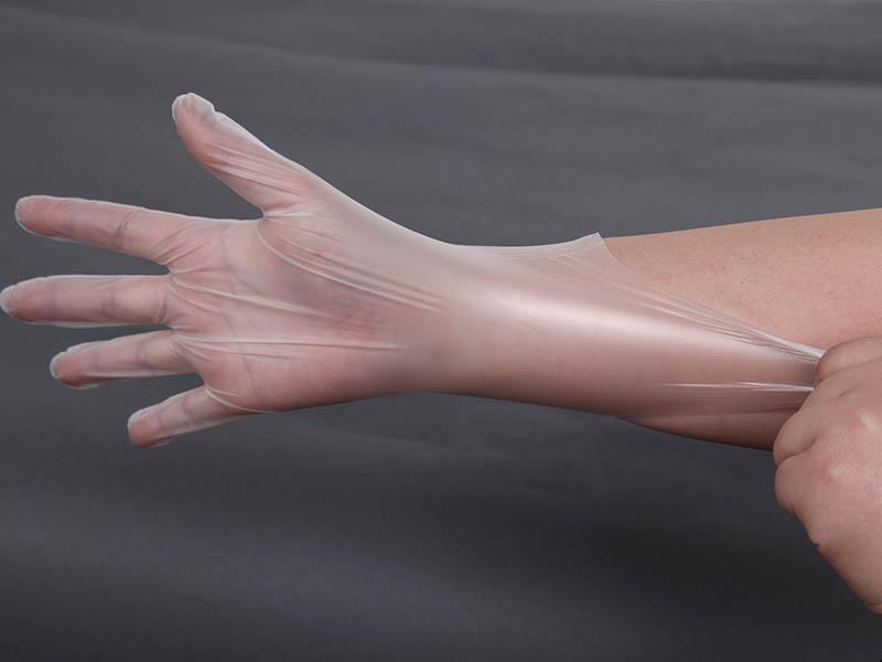TENSILE CPE GLOVE - C2 TPE glove