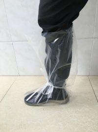 TIES BOOT - Self-tie plastic boots