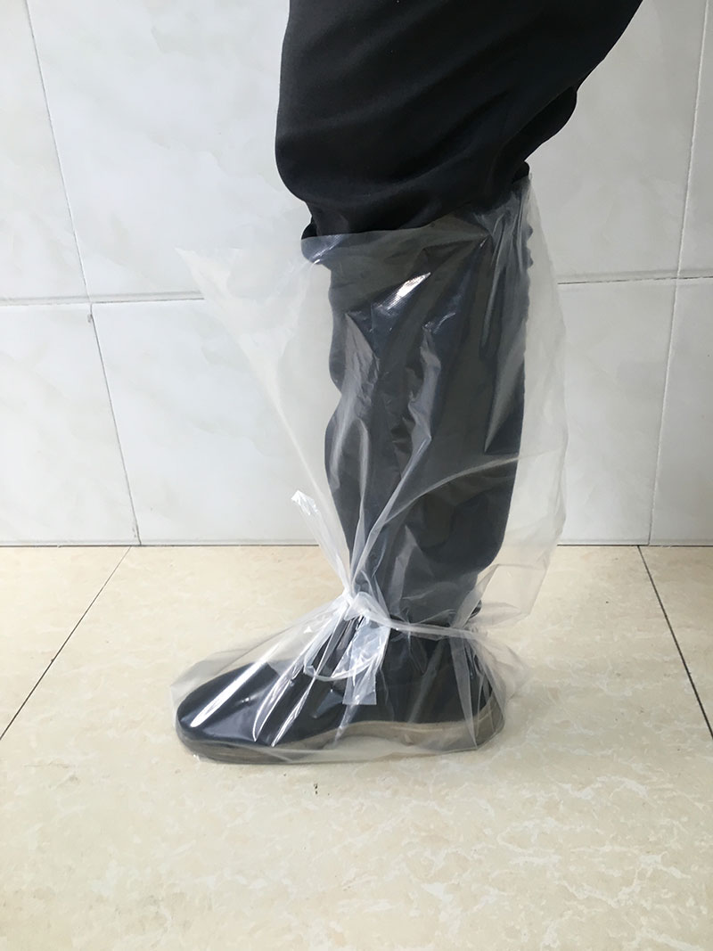 TIES BOOT - Disposable plastic boot
