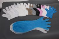 nursing long glove factory - CPE LONG GLOVE