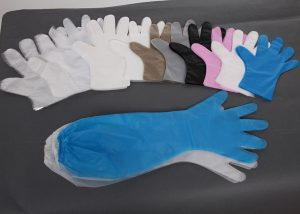 nursing long glove factory 300x214 - CPE LONG GLOVE